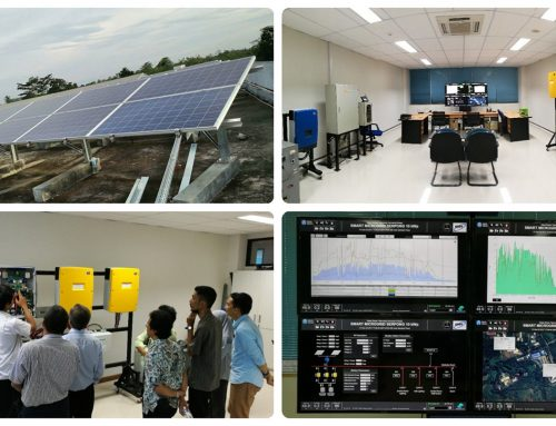 B2TKE-BPPT: Rooftop PV 10 kWp with Li-On Battery