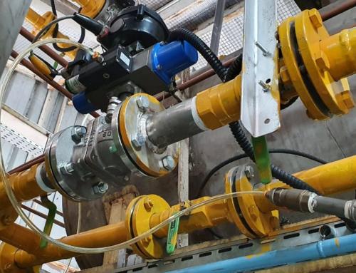 Polimerization Plant Instrumentation & Control System