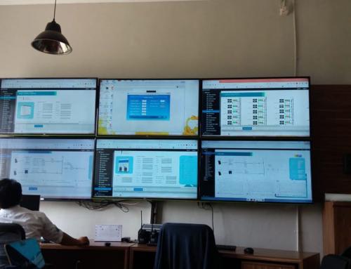 Cirata PV Plant Smart Grid Controller
