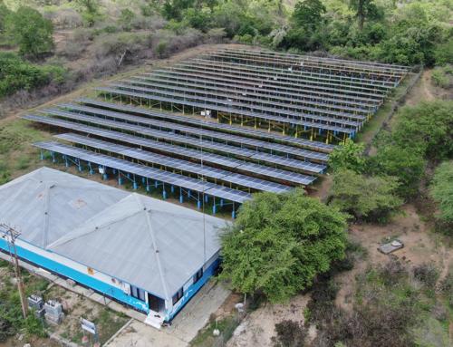 450 kWp Semau PV Smart Grid System